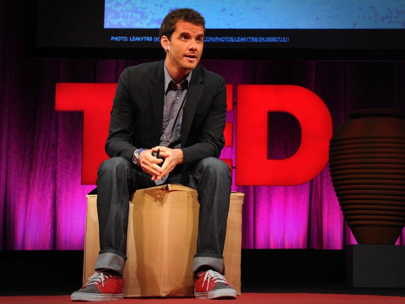 Check Out the TED Talk That Changed Our Lives!