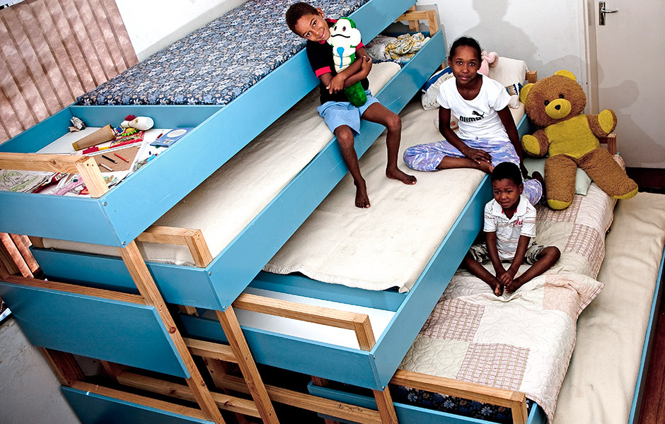 Nesting Bunk Beds in South Africa