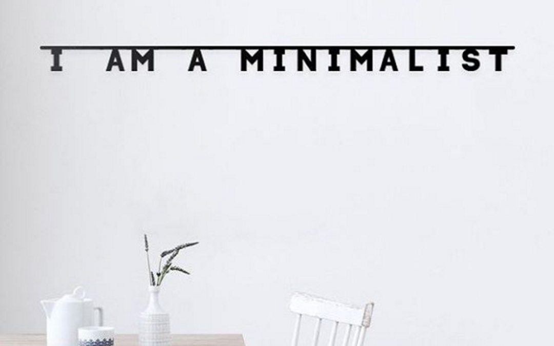 A Minimalist in Disguise
