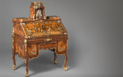 MNML History :: The Magical Furniture of Roentgen