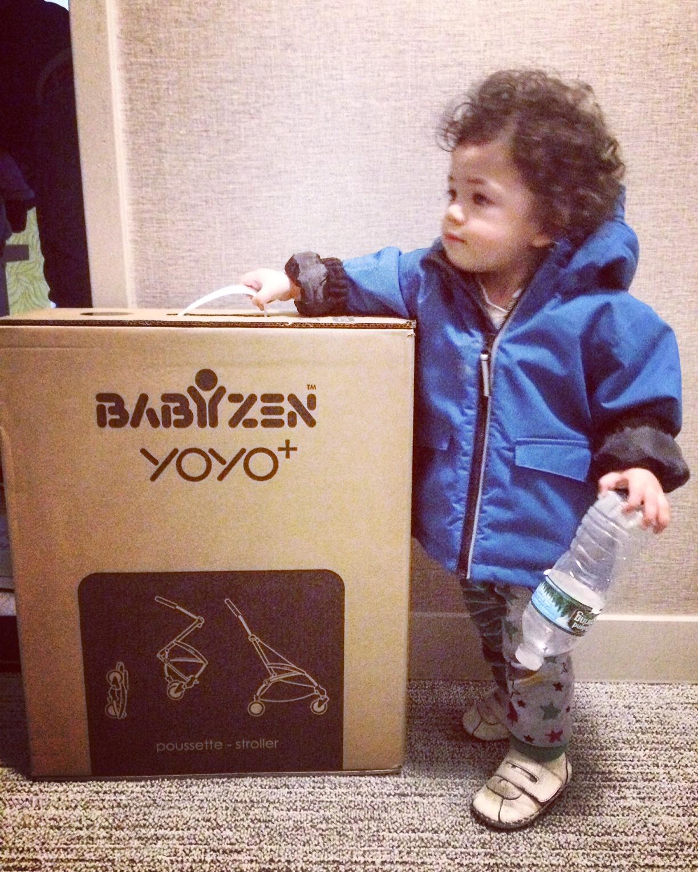 babyzen new stroller yoyo+