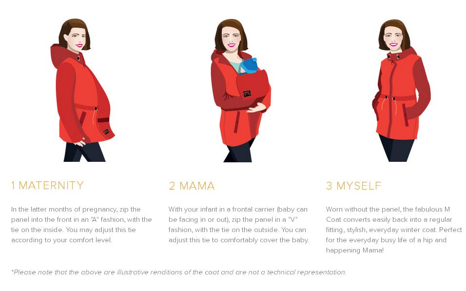 M coat - how it works ! Kidkatat interview