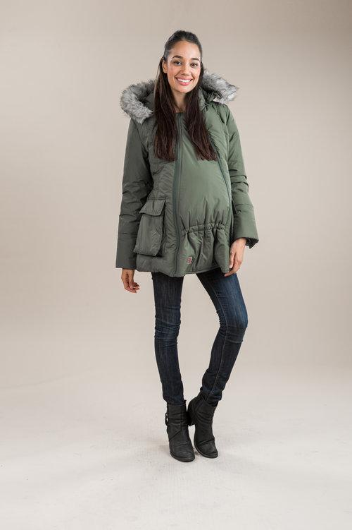 m coat - maternity